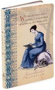 "Product Image. Title: Jane Austen Writing Journal (5""x7"")"