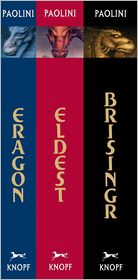 Christopher Paolini - Inheritance Cycle Omnibus: Eragon, Eldest, and Brisingr