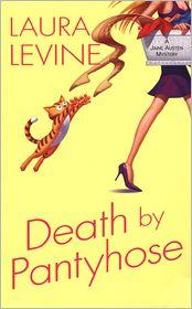 death by pantyhose (jaine austen series #6)