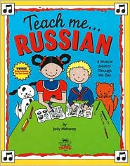 Teach me Russian/CD