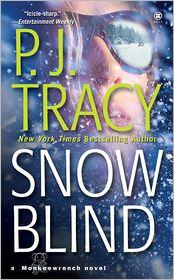PJ Tracy - Snow Blind