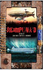Martin H. Greenberg  Jean Rabe - Steampunk'd