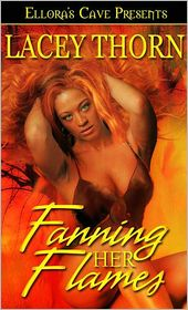 Lacey Thorn - Fanning Her Flames (Island Guardians, Book Two)