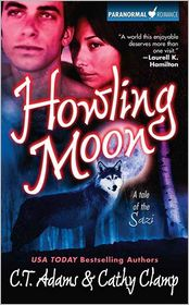 Cathy Clamp  C. T. Adams - Howling Moon