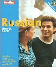 Berlitz Russian Phrase Book & Dictionary