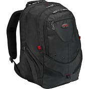 "Product Image. Title: Targus TSB281US Carrying Case (Backpack) for 16"" Notebook - Black, Gray"