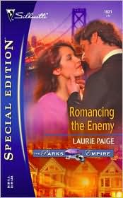 Romancing the Enemy (Silhouette Special Edition Series)