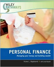 Wiley Pathways Personal Finance, 1st Ed...