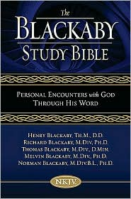 Blackaby Study Bible-NKJV: Personal Encounters with God Through His Word