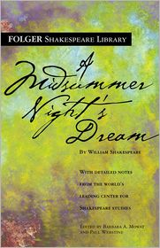 William Shakespeare - A Midsummer Night's Dream (Folger Shakespeare Library Series) (PagePerfect NOOK Book)