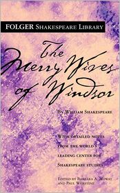 William Shakespeare - The Merry Wives of Windsor (Folger Shakespeare Library Series) (PagePerfect NOOK Book)