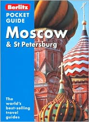 Berlitz Pocket Guide: Moscow
