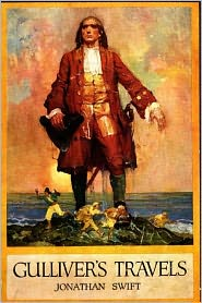 Jonathan Swift - Gulliver's Travels by Jonathan Swift (Full Version)