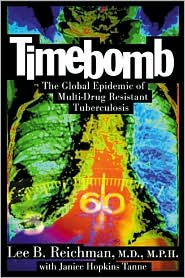Timebomb by Lee Reichman: Book Cover