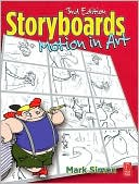 Storyboards by Mark A. Simon: Book Cover