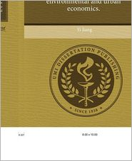 Two empirical essays in environmental a...