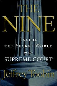 The Nine by Jeffrey Toobin: Book Cover
