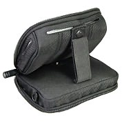 "Product Image. Title: Bracketron UFM-222-BL Carrying Case for 4.3"" Portable GPS Navigator"