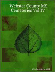 Elizabeth McCoy Kidd - Webster County MS Cemeteries : Vol IV