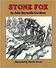 Stone Fox by John Reynolds Gardiner: Book Cover