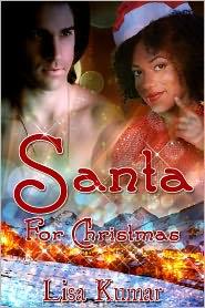 Lisa Kumar - Santa For Christmas