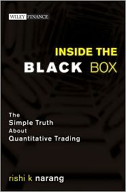 Rishi K. Narang - Inside the Black Box