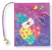 Product Image. Title: For My Valentine Little Gift Book
