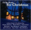 CD Cover Image. Title: I'll Be Home for Christmas