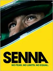 Senna (Blu-ray) ~ dftl Cover Art
