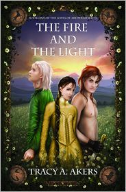 Tracy A Akers - The Fire and the Light: Book One of the Souls of Aredyrah Series