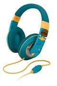 Product Image. Title: KIDdesigns DF-M40 Over the Ear Phineas & Ferb Headphones