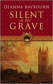 Silent in the Grave by Deanna Raybourn: Book Cover