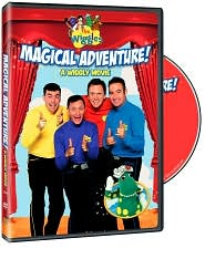 The Wiggles Magical Adventure - A Wiggly Movie movie