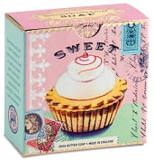 Product Image. Title: Sweet Cupcake Little Boxed Soap (2.9 x 2.9)