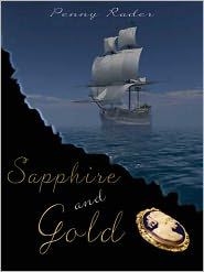 Penny Rader - Sapphire and Gold