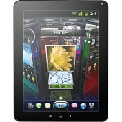 Product Image. Title: Viewsonic ViewPad 9.7&quot; 4 GB Slate Tablet - Wi-Fi - Vimicro VC0882 1 GHz - Black