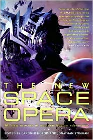 The New Space Opera by Gardner Dozois: Book Cover