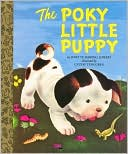 Book Cover Image. Title: The Poky Little Puppy, Author: by Janette Sebring Lowrey
