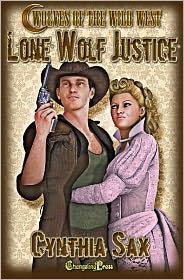 Cynthia Sax - Lone Wolf Justice