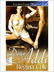 Regina Cole - Dear Addi