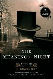 Image of Night cover Michael Cox