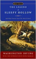 The Legend of Sleepy Hollow by Irving Irving: Book Cover