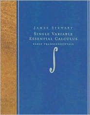 Single Variable Essential Calculus: Ear...