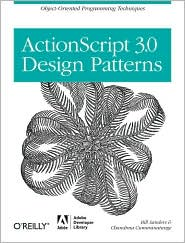 ActionScript 3.0 Design Patterns by William Sanders: Book Cover