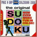 Book Cover Image. Title: 2008 The Original Sudoku Page-A-Day Calendar, Author: by   Nikoli
