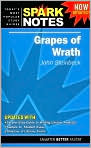 Book Cover Image. Title: Grapes of Wrath (SparkNotes Literature Guide), Author: by John  Steinbeck