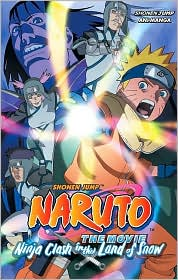 Naruto the Movie Ninja Clash in the Land of Snow Poster