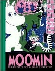 Book Cover Image. Title: Moomin: The Complete Tove Jansson Comic Strip, Vol. 2, Author: by Tove  Jansson