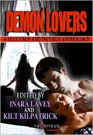 Inara Lavey Kilt Kilpatrick - Demon Lovers: A Succubus and Incubus Anthology