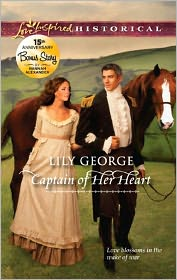 Lily George  Hannah Alexander - Captain of Her Heart: Captain of Her Heart\A Father's Sins